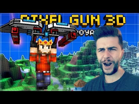 BATTLE ROYALE WITH SUBSCRIBERS & SUPER CHEST OPENING! | Pixel Gun 3D