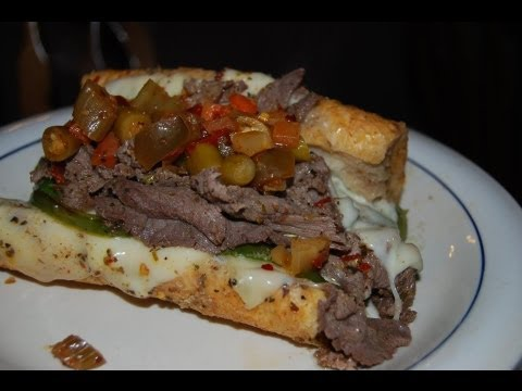 Chicago Johnny's Italian Beef Recipe From the Home Kitchen (Chicago Style Italian Beef Sandwiches)