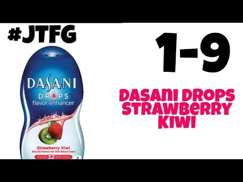 Joseph's Food Review Season 1 Episode 9- Dasani Drops flavor enhancer