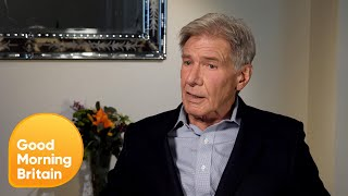 Which Disney Character Freaks Harrison Ford Out? | Good Morning Britain