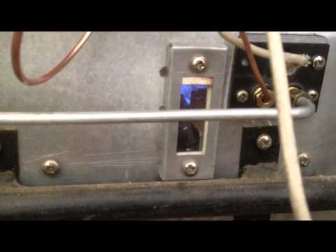 Potterton Kingfisher 2 New thermocouple fitted