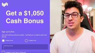 How to Get a Lyft Driver Signup Bonus in 2020