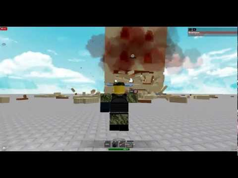 Roblox Blow Up Stuff For Fun