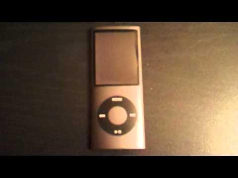 iPod nano 4th generation problem