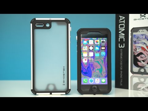 Best Protective Case For iPhone7? | Ghostek ATomic 3