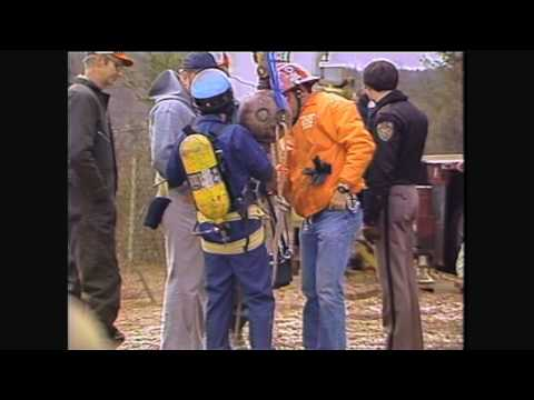 Stuntman Nashville Flame assists authorities in 1980's Ore Knob Mine murder
