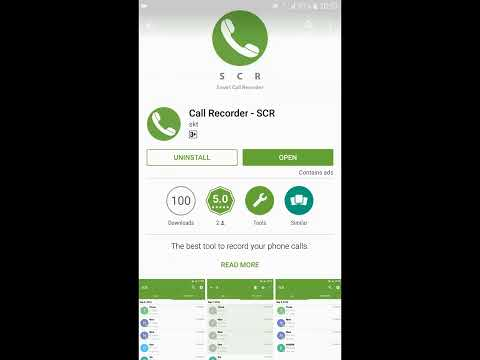How to record a phone call on the Android phone 2017 (no root required)