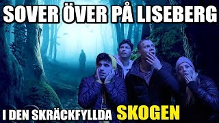 SOVER ÖVER PÅ LISEBERG *I DEN SKRÄCKFYLLDA SKOGEN*