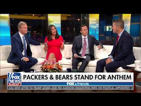 Sean Duffy on NFL Protests (Fox & Friends)