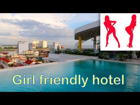 Is this the BEST HOTEL in Cambodia...??? [Girl friendly!!!]