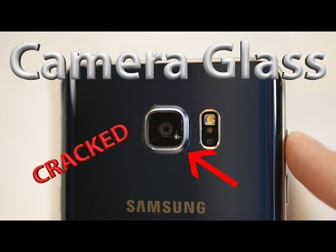 Note 5 Camera Glass Lens Replacement Video (Galaxy S6 too)