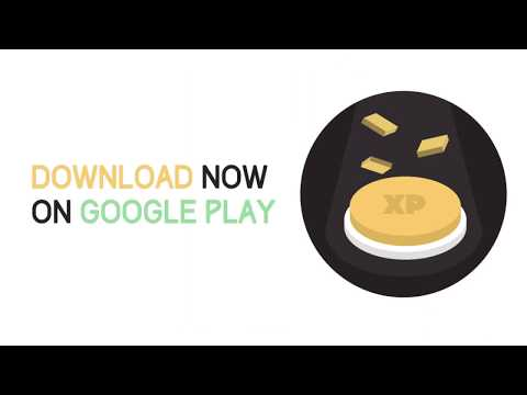 Level Up Button Gold Official Video |100k XP for Google Play | Google Play Game