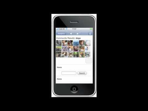 iGoogDocs 1.2 - Google Docs Editor on iPhone