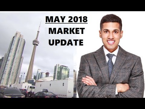 Slowest Sales Performance Since April 2003! Toronto Real Estate Market Update May 14, 2018