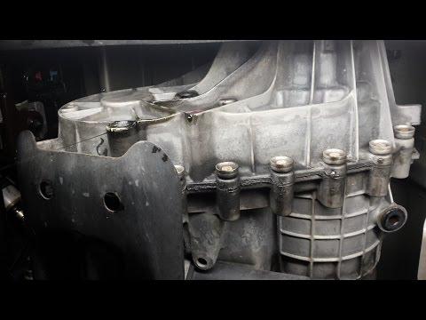 2004 Tahoe 4WD transfer case fluid change (100K service part 5)