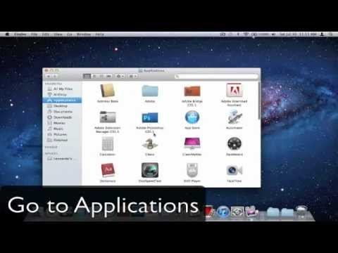 How to burn OS X LION on a DVD ~Super Easy~