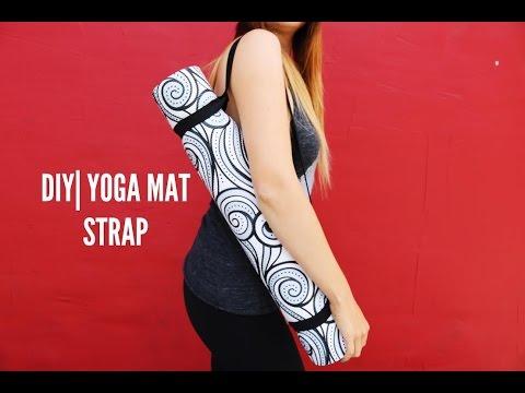 DIY| Yoga Mat Strap + Class Pass (Review)