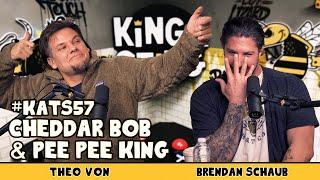 Cheddar Bob amp Pee Pee King King And The Sting W Theo Von amp Brendan Schaub 57