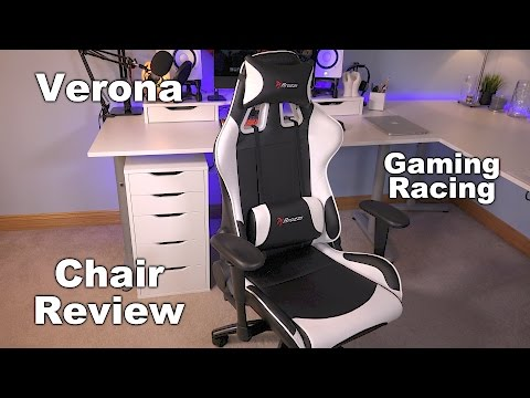Arozzi Verona Gaming Racing Chair Review