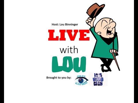 Live With Lou - Radio Show, September 09,  2017