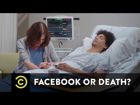 Facebook or Death? - Uncensored