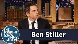 Ben Stiller Shares Music From His Teen Rock Band