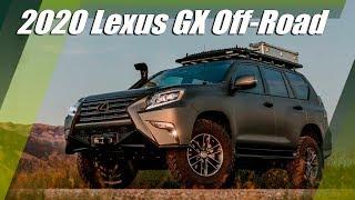 2020 Lexus GX Off Road Concept