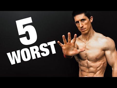 5 WORST WAYS TO LOSE WEIGHT!!