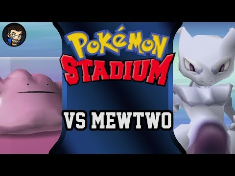 Pokémon Stadium - VS Mewtwo