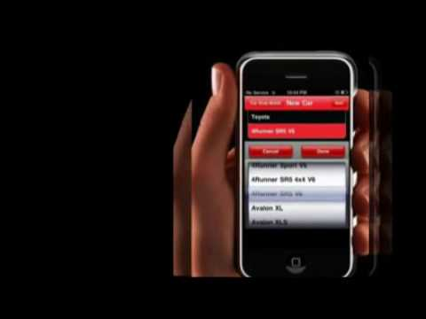 Car Shop Mobile iphone app Dealer Video