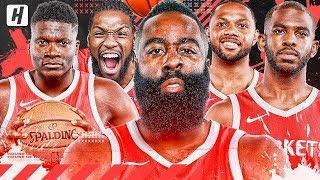 Houston Rockets VERY BEST Plays & Highlights from 2018-19 NBA Season!