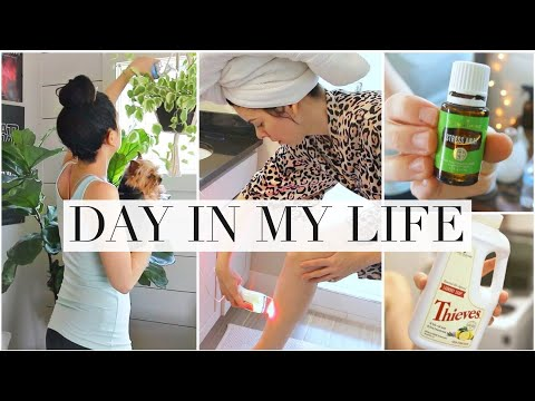 Day In My Life! Cleaning, Cooking & Pampering Motivation!