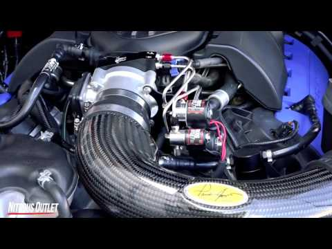 Nitrous Outlet 2011-2014 Mustang GT