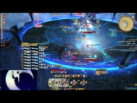 Second Coil of Bahamut Turn 4 (T9) [EoS FC] Warrior PoV