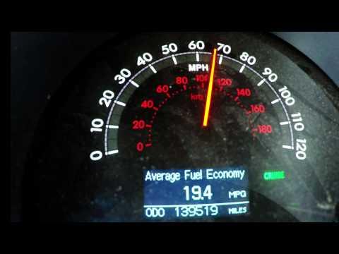 2007 Tundra Gas Mileage