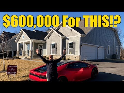 Motivation Cribs: $600,000 Home Review - What 600k Buys You In The Suburbs...