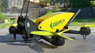 FPV Racing Drone - Ideafly Grasshopper F210