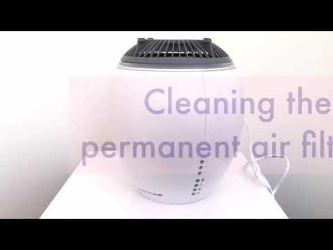 Bionaire BAP600 air purifier review