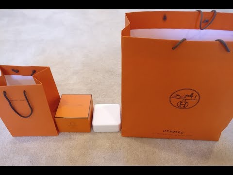 How does the Apple Watch Hermès compare to real Hermès leather goods