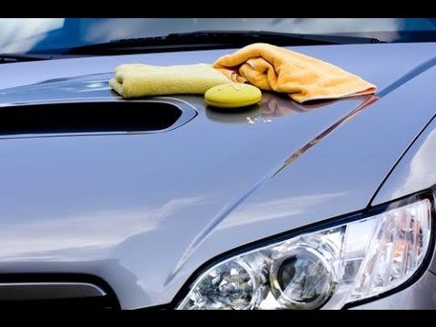 How to remove scratches and blemishes from your car
