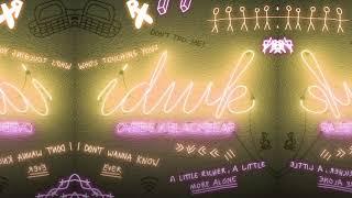DVBBS & Blackbear - IDWK (Riggi & Piros Remix) [Ultra Music]