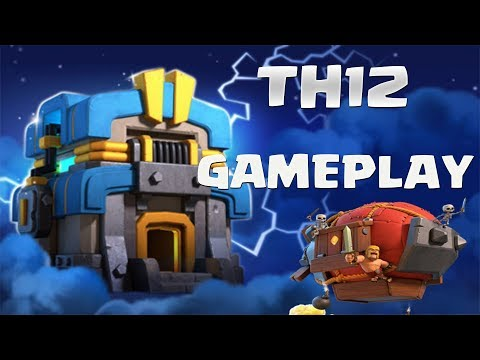 TH12 GAMEPLAY - Clash of Clans Town Hall 12 Attack Strategies
