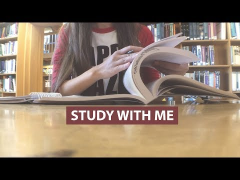 study with me #2 | STUDY ABROAD IN IRELAND