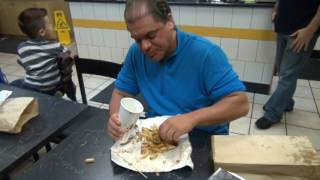Big Burger TEXX Big Burger Challenge Surrey, BC, Canada $200 awarded if record broken Step Daddy J