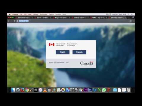 Cómo postular a la VISA Working Holiday CANADA (Paso a Paso en Español Latino)