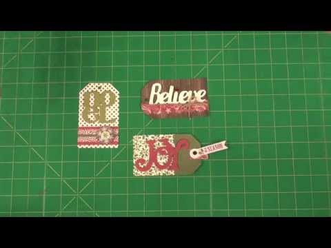 Holiday Tags Made Simple