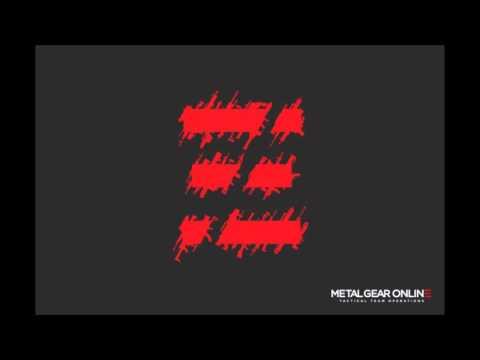 Metal Gear Online 3 Soundtrack - Original Set 2