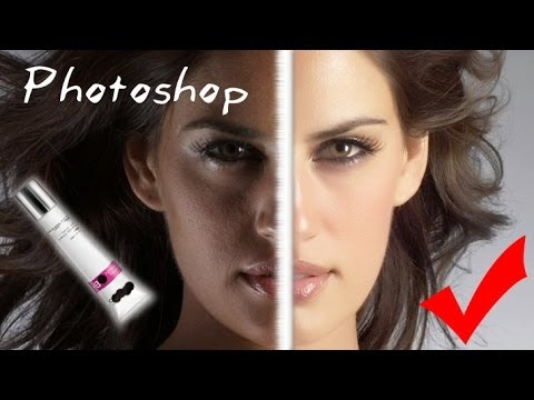 How to get Fairness on Face in Photoshop cs4 cs5 cs6 7.0 and all