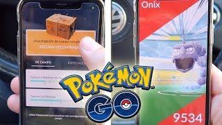 Mi Recompensa De InvestigaciÓn Semanal, IncursiÓn Onix Solo En Pokémon Go Y Wootbox Abril! [keibron]
