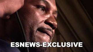 lennox lewis who hit the hardest was he ever scared of anyone - EsNews Boxing